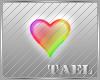 [T] Rainbow Heart