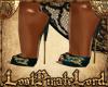 [LPL] Pirate Mules Teal