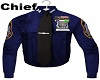 Police Chief Top Blue 2
