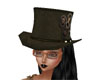 PA Steampunk Top Hat