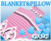 Baby Pink Teddy Blanket
