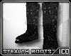 ICO Stealth Boots M