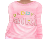 S/ KID Daddy`s GIRL e