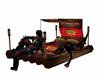 mompracem bed raft