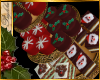 I~Christmas Petit Fours
