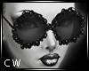 !C PVC Pearl Glasses