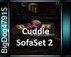 [BD]CuddleSofaSet 2