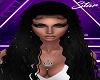 Raelynn Black Silk