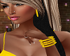 FG~ Yellow Bracelet