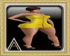(AL)Rucha Dress Lemon L