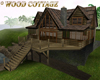 *A* Wooden Cottage