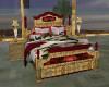 Animated Christmas Bed