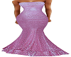 Glamour Mermaid Gown