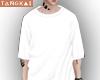 oversize t-shirt white