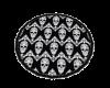Halloween  Skull Rug