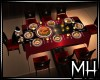 [MH] XWC Xmas Diner Tabl