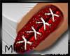 [M] Lush- Corset Red