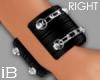 Love Leather! Bracelet R