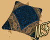 Free Small Pillow Blue