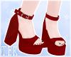 [T] Heels Red