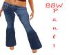 BBW Blue Jeans 2