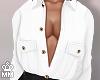 His Shirt - White