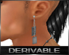 -I- Animated Left Earing