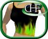 HFD Tank Flame Green