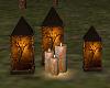 Fall Romance Lanterns