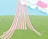 .C Cute Stripe Canopy