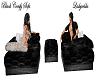 Black Comfy Sofa