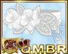 QMBR Belt Wedding White