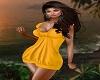 Sunny Yellow SummerDress