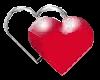 !SS Valentine red heart