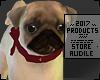 My Pug [White] ♦