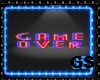 GS NEON SING GAME OVER