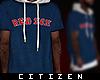 c | Boston Hoodie - blue