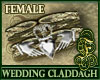 Wedding Claddagh Diamond