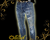 SnowFlake Jeans  Couple