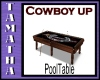 Cowboy Up PoolTable