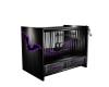 Purple/Blk Vampire Crib