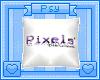 [☪] Pixels Pillow