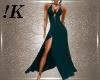 !K! Rebel Teal Dress