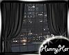 Apartment Black Curtains