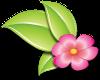 Small rose sticker