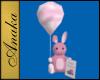 Birthday Balloon Bunny