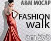 Fashion Show model WALK