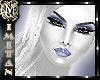 (MI) Silver Pansy