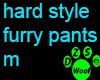 hsf pants teal