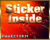 [RS] Bloody Rose Sticker